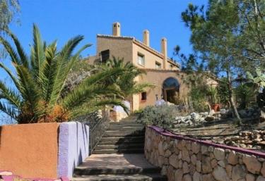 Cortijo de la Media Luna - Mojacar, Almería