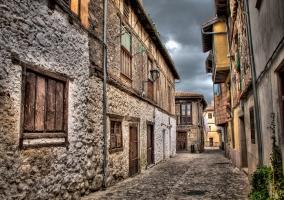 Barrio judio de Hervás