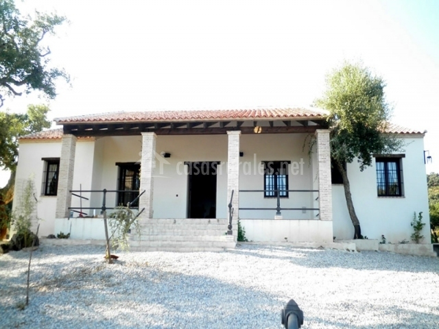 Casa rural sierra norte casas rurales en cazalla de la - Casas en cazalla de la sierra ...