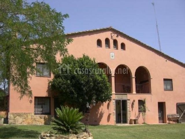 Can miquelet en vilademuls girona - Casas rurales cadaques ...