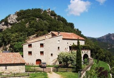 Can Coll de Pincaró - Albanya, Girona