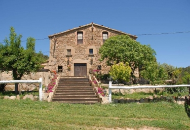 Masia Cal Samal - Clariana De Cardener, Lleida