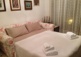 Sofá cama (1,60 cm)