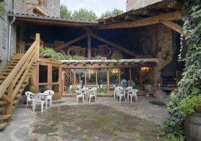 Salón en Montcortés