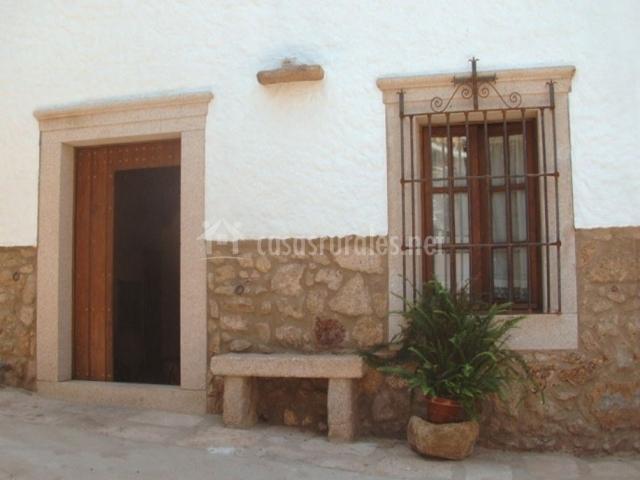 Casa rural el fontano en montanchez c ceres - Alojamiento rural merida ...