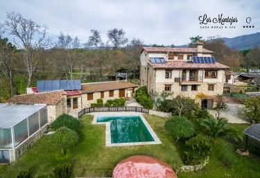 Casa rural Los Montejos - Valverde Del Fresno, Cáceres