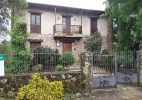 Casa rural Los Montejos