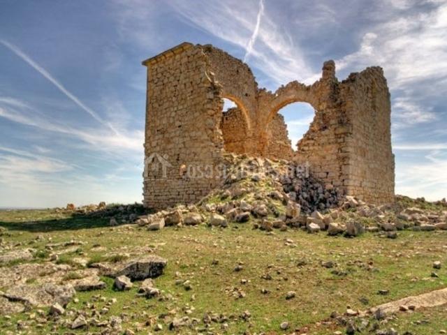 Zona de Ermitas en El Toboso