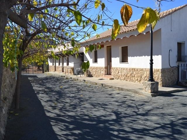 El somogil en benizar murcia - Casas rurales benizar ...