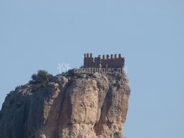 La muela en benizar murcia for Muebles castillo murcia