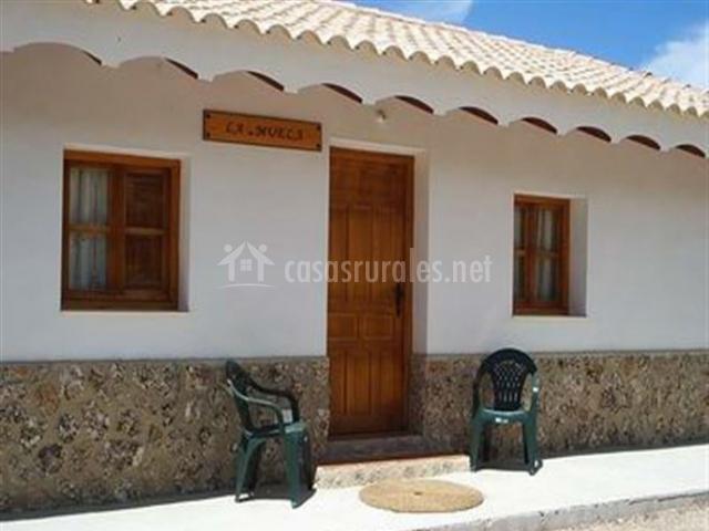 La muela casa rural en benizar murcia - Casas rurales benizar ...
