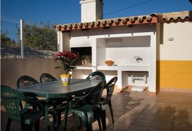 Casas Rurales Las Señoritas Ama y Encarna - Fortuna, Murcia