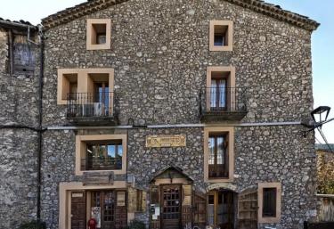 Cal Farragetes - Tuixent, Lleida