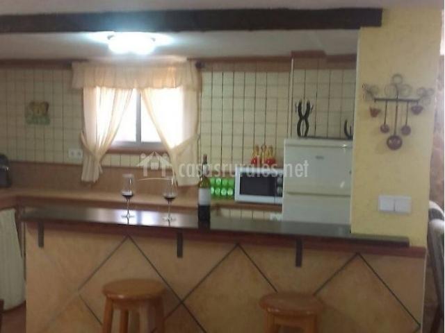 Segunda cocina office