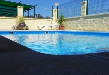 Villa la Palmera 2 - Santa Barbara De Casa, Huelva