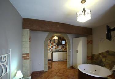 Casa La Tejada - Apartamento Jacuzzi - Alcala De Moncayo, Zaragoza