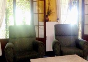 Muebles del salón