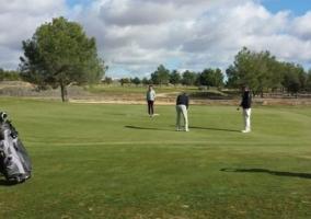 Vistas del campo de golf