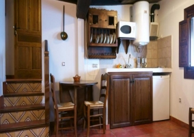 Apartamentos rurales Víctor Chamorro del Arco - Hervas, Cáceres