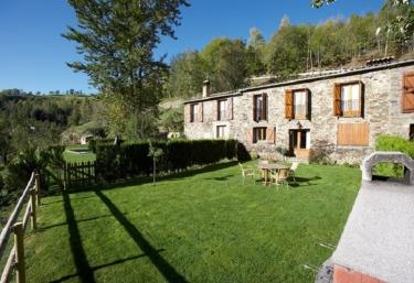 Les Barnedes - Mollo, Girona