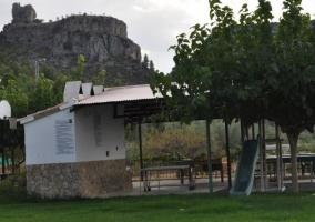 El ba aor casas rurales en benizar murcia - Casas rurales benizar ...