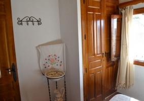 Dormitorio de matrimonio abuhardillado