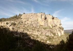 Hombr a alta casas rurales en benizar murcia - Casas rurales benizar ...