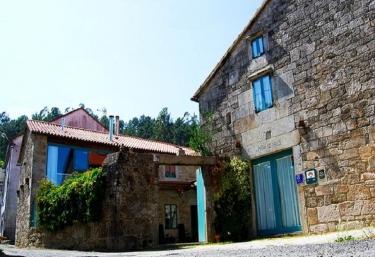 Casa do Zuleiro - Outes, A Coruña