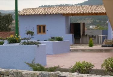 Los Cuatro Vientos- Mistral - Moratalla, Murcia