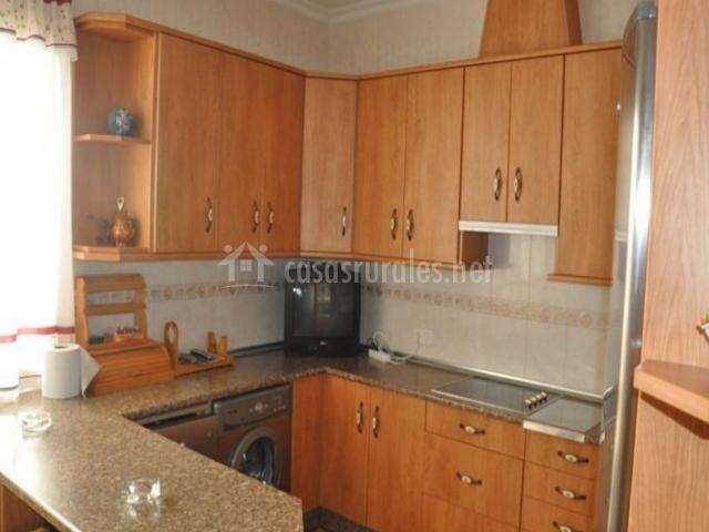 Casa rural do a carmen en villanueva de los infantes - Cocina con carmen ...