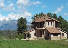 La casa del mundo - Villanueva De La Vera, Cáceres