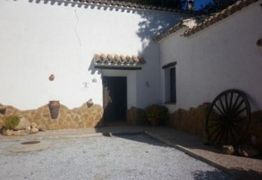 Cuevas la Teja- La Graná - Campo Camara, Granada