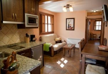 Apartamento Braña Vigidel - Villanueva (Teverga), Asturias