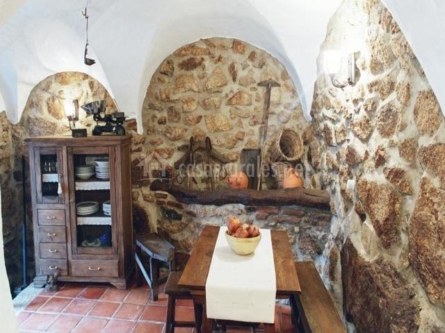 Casa rural canchalejo casa rural en montanchez c ceres - Montanchez casa rural ...