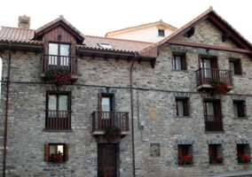 Casa Ferrera, Apartamentos