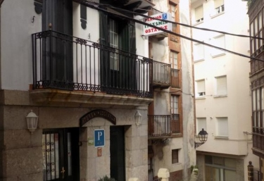 Hostal Itsasmin ostatua - Elantxobe, Vizcaya