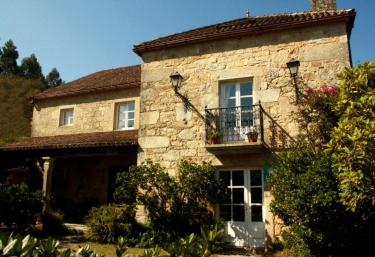 Casa da Posta do Valmaior - Boiro (Boiro), A Coruña