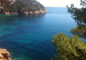 Zona de playas de nuestro entorno con aguas cristalinas