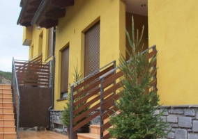 Casas Jaca- Casa Oturia