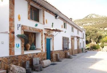 Alojamiento rural Valle del Almicerán - Cazorla, Jaén