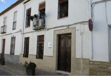 La casa del Patio de Piedra - Canena, Jaén