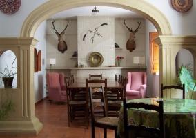 La casa de Andújar