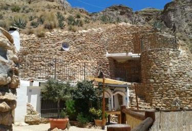 Cueva La Candela - Gorafe, Granada