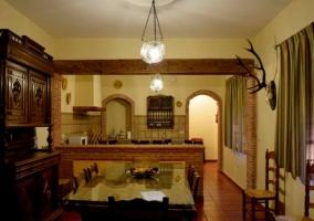 Las Villas de El Centenillo- La casa