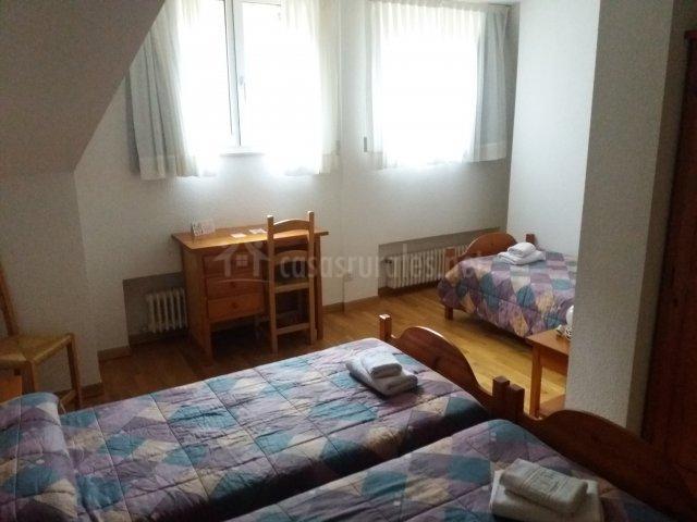 Habitación triple (1)