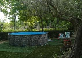 Acceso jardin