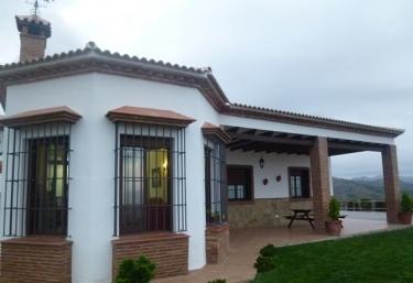 Mirador Las Claras - Iznate, Málaga