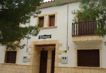 Casa rural El Romeral - Castillo De Garcimuñoz, Cuenca