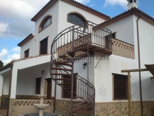 Alojamiento rural la veguetilla casas rurales en frailes ja n - Casas rurales jaen ...