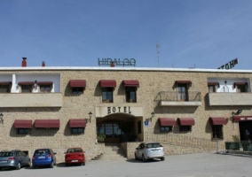 Hotel rural Hidalgo